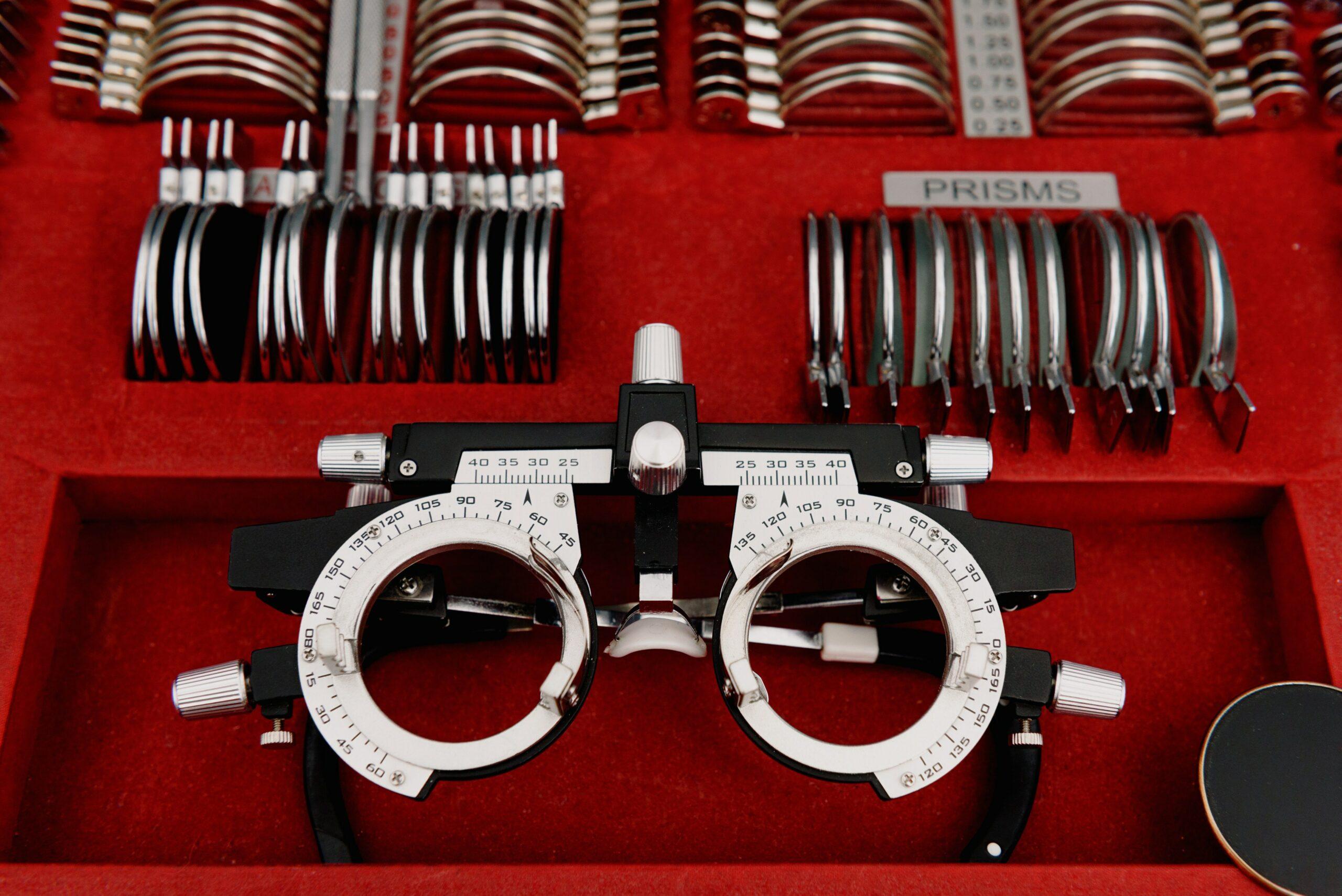 vacature optometrist bij fabrikanten